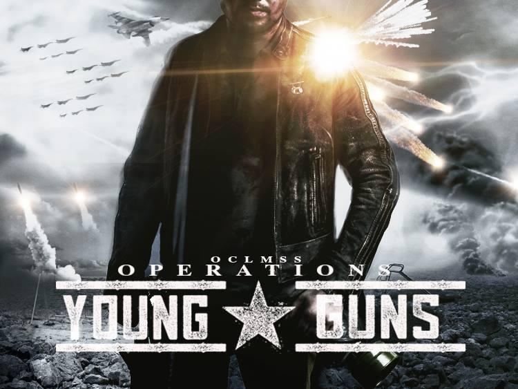 Operation Young Guns (September 17, 2016 Victorville, California) - Russian