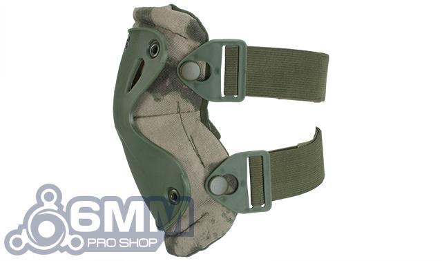 6mmProShop Tactical Knee & Elbow Pad Set - Arid Foliage