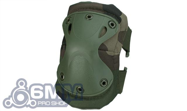 6mmProShop Tactical Knee & Elbow Pad Set - Woodland