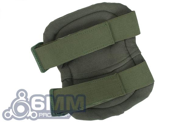 6mmProShop Tactical Knee & Elbow Pad Set - OD Green
