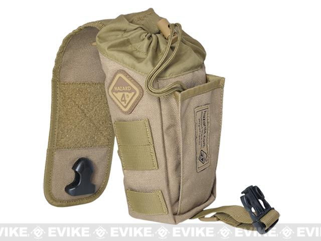 Hazard 4 Flip Bottle / Magazine Pouch - Coyote