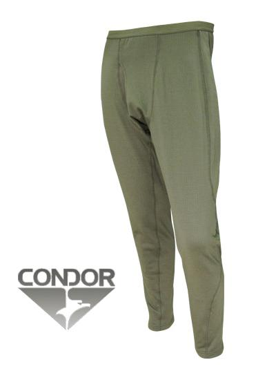 Condor Cold Weather BASE II Mid-Weight Drawer - OD Green (Size: Small)