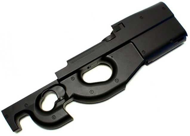 Replacement Body / Stock for P90 series Airsoft AEG (JG Echo1 Marui FN Herstal King Arms CA)