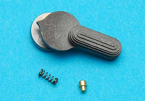 G&P Steel Selector Switch for M16 / M4 Series Airsoft Rifle AEG