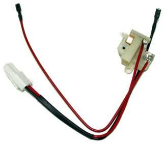 ICS Switch Assembly, Selected Wire Material, Low Resistance for M4 Series Airsoft AEG