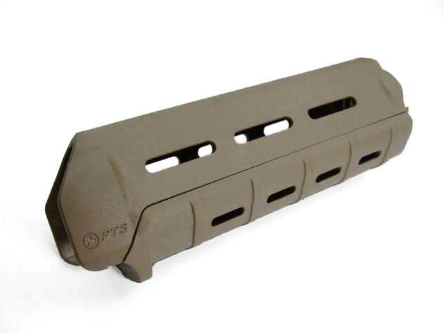 Magpul PTS MOE Hand Guard for M4/AR15 Rifle Dark Earth