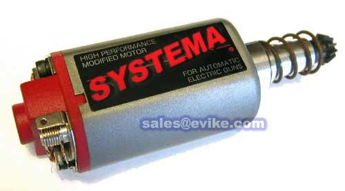 z Systema Motor : Long Type ( Regular Ration ) Works for M16/M4/MOD5/KG3/P90