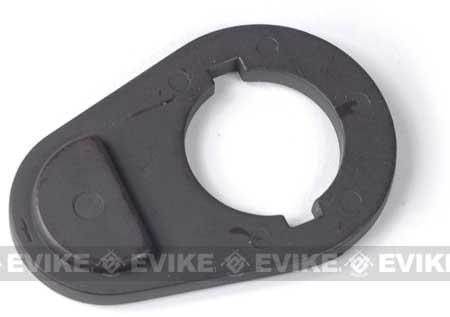 Steel Receiver End Plate / Stock Spacer for M4 Series Airsoft AEG