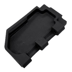Replacement Stock Hinge Connection Plate for WE SCAR Gas Blowback Rifle (Black)