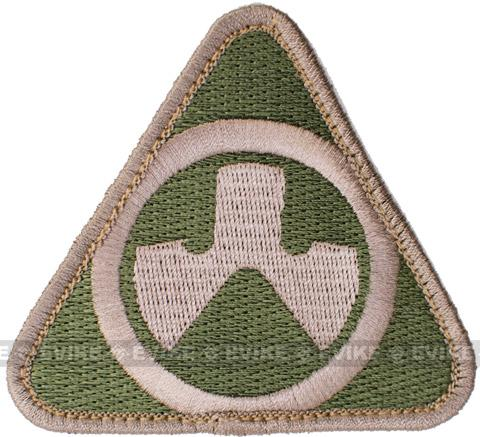 z MAGPUL CORE™ Logo Patch - Light Green