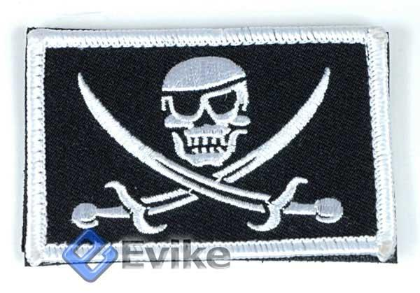 Matrix Military IFF Embroidery Seal Patch with Hook Backing