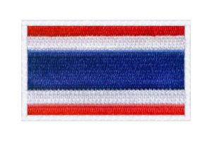 Matrix Hook and Loop Thailand Flag Patch