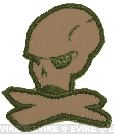 MAGPUL™ 10th Anniversary Logo Patch -  Desert Tan
