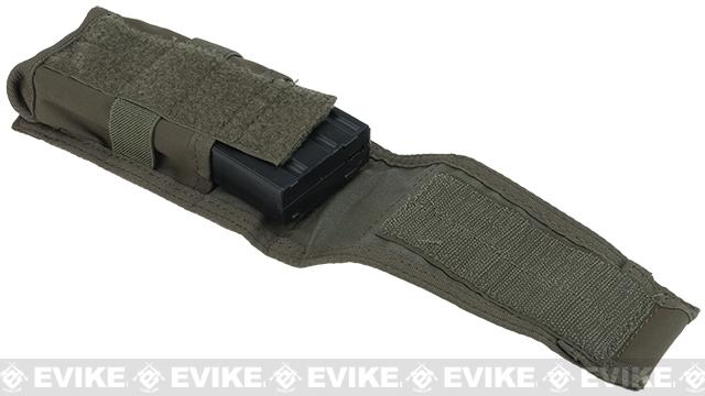 TMC MOLLE Single M4/M16 Magazine Pouch - Ranger Green