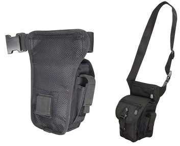 Condor Tactical Cross Over Leg Rig - Black