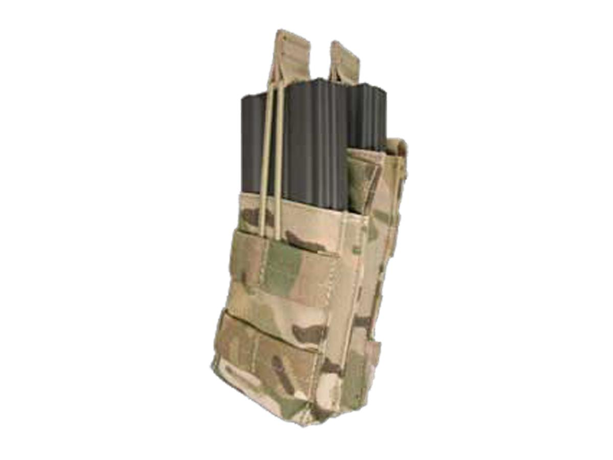 Condor Single M4 / M16 Open-Top Stacker Mag Pouch - Crye Precision Licensed Multicam