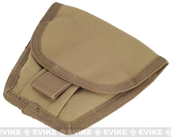 Condor MOLLE and Duty Belt Mounted Handcuff Pouch (Tan)