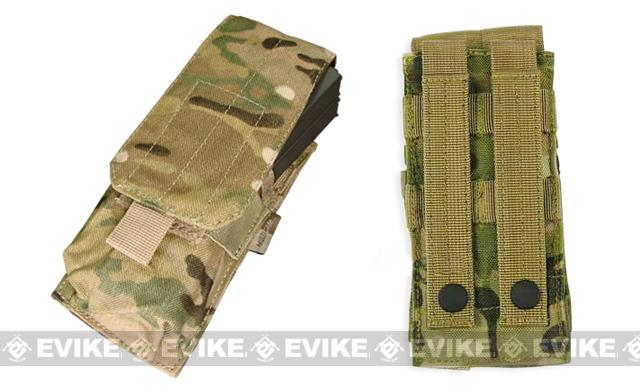 Phantom  MOLLE Single M4 Tactical Magazine Pouch - Multicam