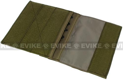 Matrix Tactical Admin / Map MOLLE Pouch - Desert