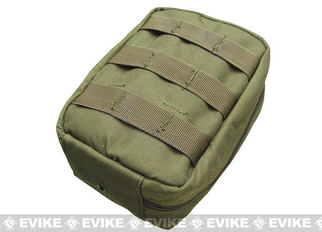 Condor MOLLE Ready Tactical EMT Pouch - OD Green