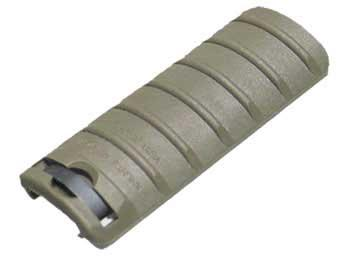 Matrix Special Force Rail Cover - 6 Ribs (Color: OD Green)