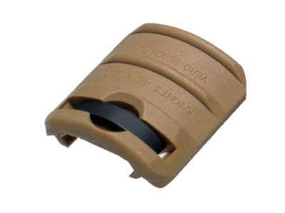 Matrix Special Force Rail Covers - 2 Ribs (Color: Desert Tan)