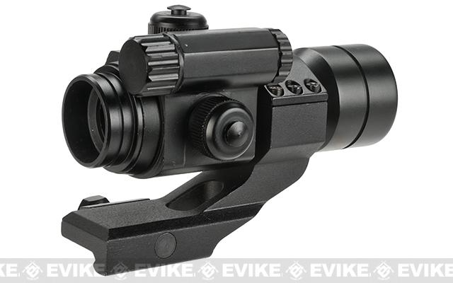 Matrix Military Type 1x30 30mm Red & Green Dot Sight w/ QD Cantilever Mount