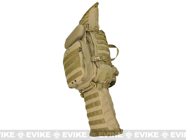 Hazard 4 Overwatch Rifle Carry Roll-Pack - Multicam