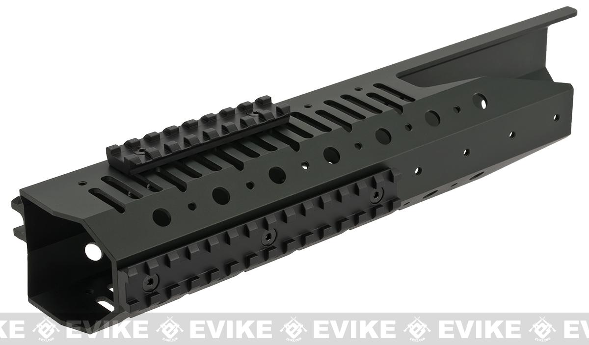 Matrix M14 Free Float Ventilated RAS Handguard for M14 Series Airsoft AEG