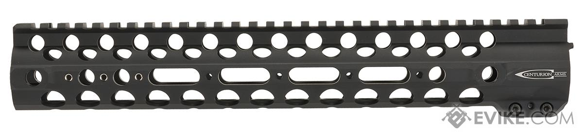 PTS Licensed Centurion Arms CMR Rail 12.5 for M4 / M16 Series Airsoft AEG / GBB Rifles - Black