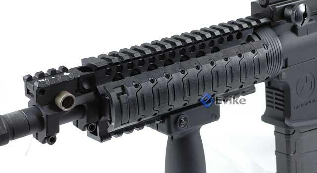 Matrix Transformer Modular Polymer Rail Covers - One (Color: Black)