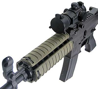 Special Force Tactical Hand Guard Rail Cover Pancel for Airsoft - One (Color: OD)