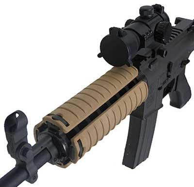 Special Force Tactical Hand Guard Rail Cover Pancel for Airsoft - One (Color: Tan)