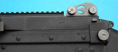 G&P MK46 Metal Feed Tray Cover with Rail Set.