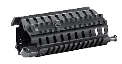 ICS Quad Rail Handguard M.R.S. Tactical Rail Interface System for SIG 552 AEG