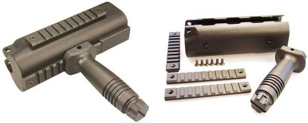 z ICS Special Weapons SW5 A-Series Tactical Handguard w/Vertical Grip.