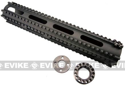 ICS / JBU Olympic Arms CNC Free-Floating RIS for M16 Series Airsoft AEG
