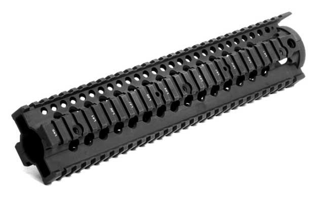 Madbull Socom Gear Licensed Daniel Defense Omega Rail Airsoft AEG Version (12)