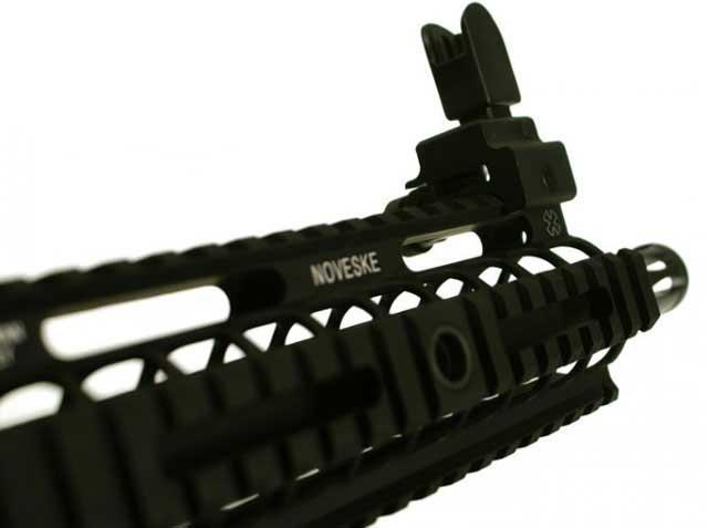Madbull Noveske 10 Rail Interface System for M4 / M16 Series Airsoft AEG Rifle.