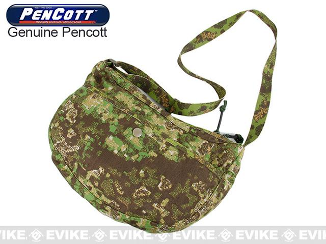 Rasputin Inner Webbing Every Day Carry Satchel - PenCott Greenzone