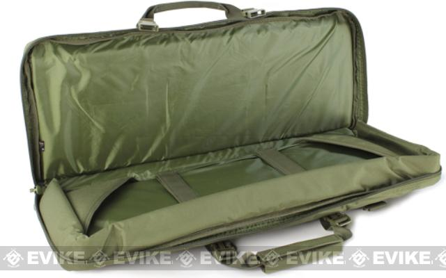Condor 28 Tactical Padded Double Rifle Bag - OD Green