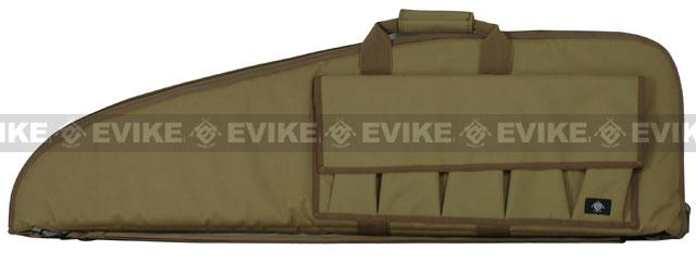 Evike.com Official Licensed Deluxe Tactical Padded Rifle Bag (Tan / 42
