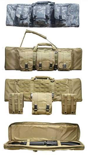 Condor Tactical 36 inch Combat Soft Rifle Case - Tan