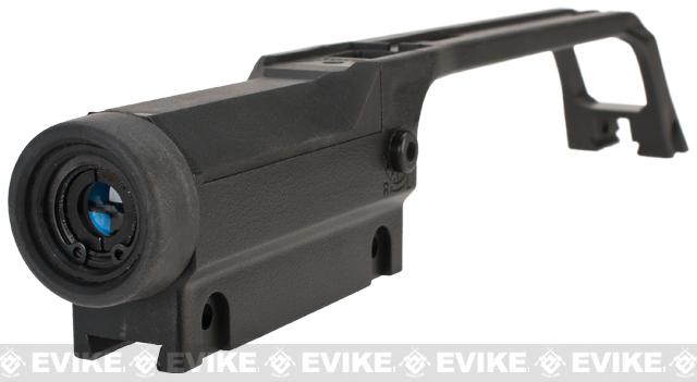JG G36 Carrying Handle w/ Integrated 3.5X Scope For G36 Series Airsoft AEG