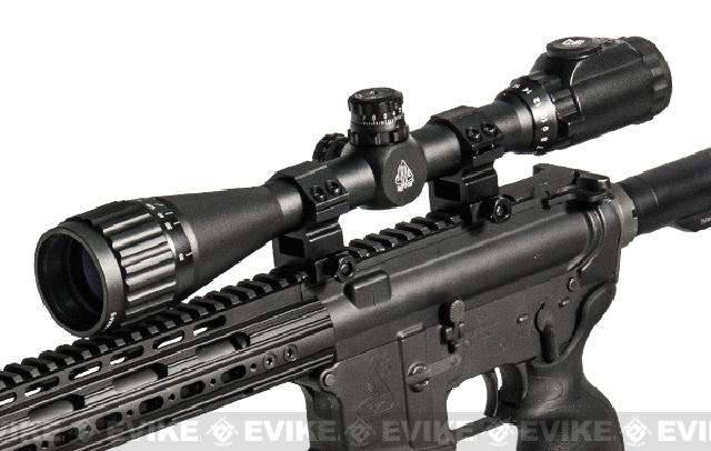 UTG 4-16x40 AO True Hunter IE Scope with Zero Locking / Reset
