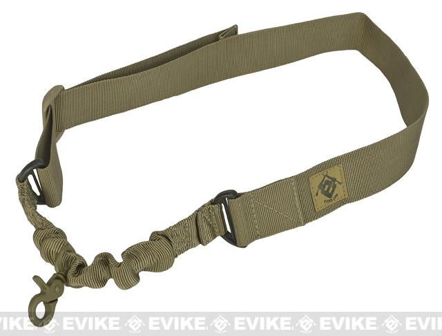 Matrix  Single Point Bungee Rifle Sling (Coyote Tan)