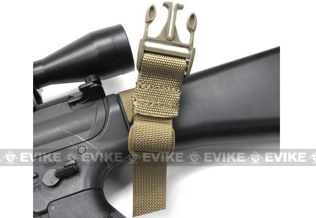 Condor ADDER Double Bungee One Point Sling - OD Green