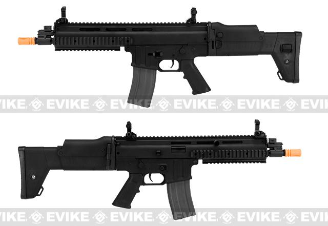 Pre-Order ETA May 2017 Classic Army Licensed ISSC MK22 Commando CQC Airsoft AEG Rifle - Black