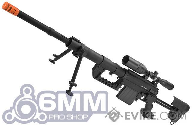 Bone Yard - CheyTac Licensed M200 .408 Type Bolt Action Sniper Rifle by 6mmProShop (Store Display, Non-Working Or Refurbished Models)