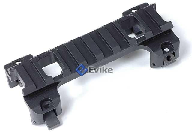 Matrix C45 Type Low Profile Scope Mount Base for MP5 / G3 Series Airsoft AEG Rifle